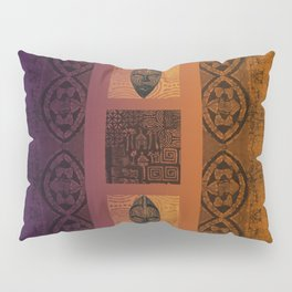 Ethnic 3 - African Style Pattern Pillow Sham