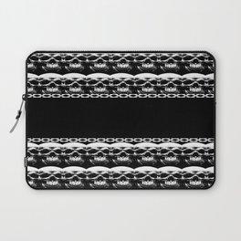 Skull Pattern Laptop Sleeve
