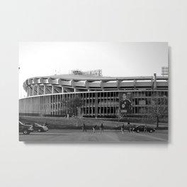 RFK (B&W) Metal Print