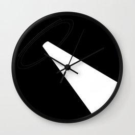 UFO Lighting Wall Clock