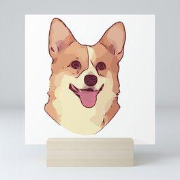 Corgi Mini Art Print