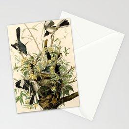 Mockingbirds and Rattlesnake Stationery Cards