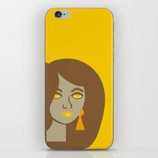 Dana Dandelion iPhone & iPod Skin