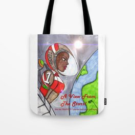 A View from the Stars Tote Bag