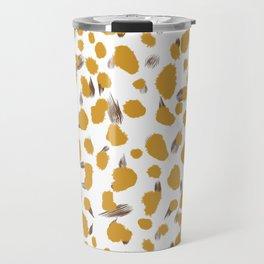 Mango Dalmatian Print Travel Mug