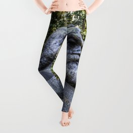 Karl Marx Memorial Leggings