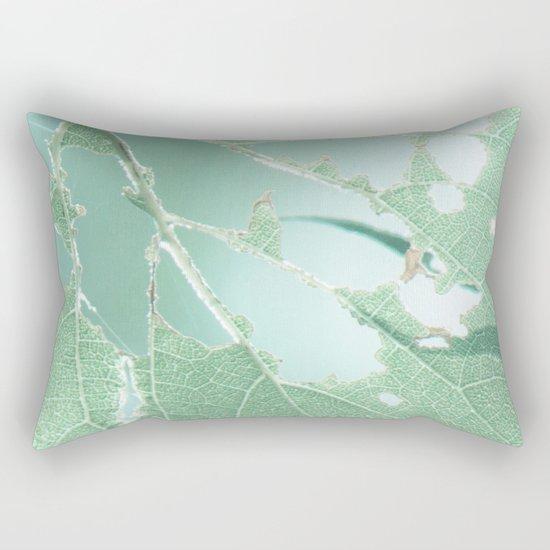 See Through You Rectangular Pillow