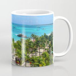 Aruba One Happy Island Coffee Mug