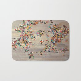 Very Jolly Rodger Bath Mat