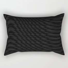 Impossible Lines Rectangular Pillow