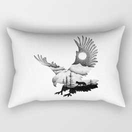 THE EAGLE AND THE FOX Rectangular Pillow