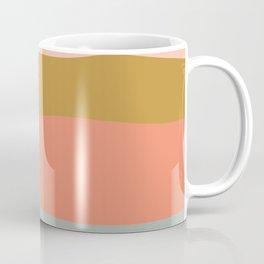 Zen Autumn Stripes Coffee Mug