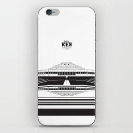 Architecture of Rapla KEK iPhone Skin