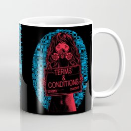 Terms and Conditions Coffee Mug