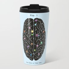 Your Brain On Video Games Travel Mug