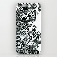 Swans iPhone Skin