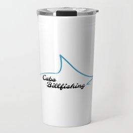 Cabo Billfishing Travel Mug