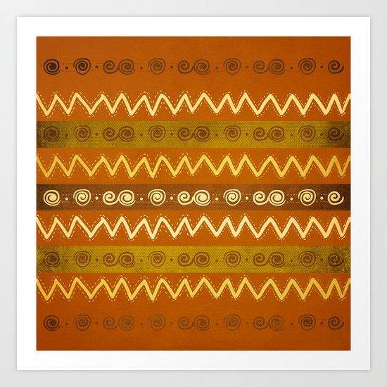 Textures/Abstract 67 Art Print