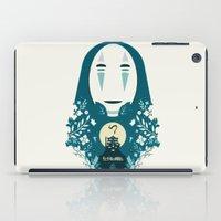 spirited away iPad Cases featuring spirited away by StraySheep