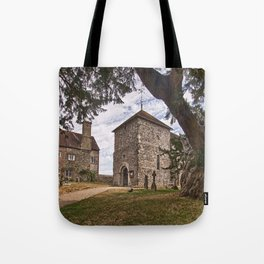 St Mary Sullington Tote Bag