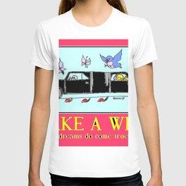 Make A Wish T-shirt