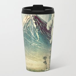 5 Lakes at Moonlight Travel Mug