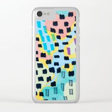 Exploration Clear iPhone Case