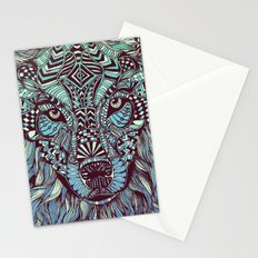 Wolf (Lone) Stationery Cards