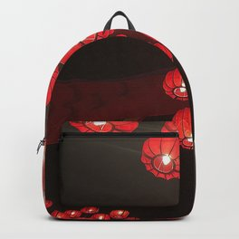 Good Luck Red Lanterns Backpack