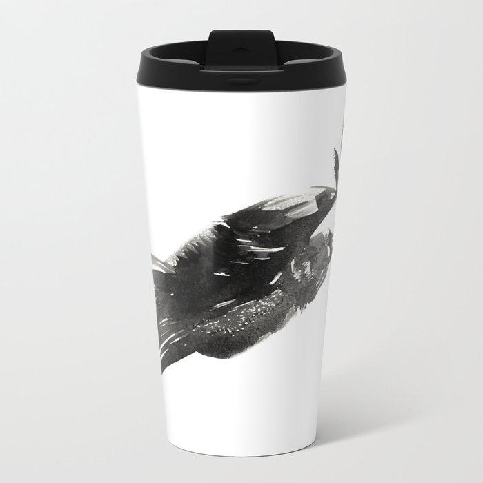 Corvidae Travel Mug
