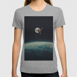 Returning to Earth with a will to Change T-shirt