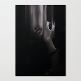 Losing Sight is a Sight to Behold. Canvas Print
