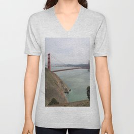 An Amazing View Unisex V-Neck