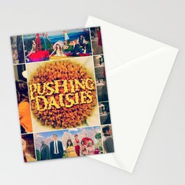Pushing Daisies Stationery Cards