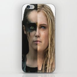 Two Bodies, One Soul iPhone Skin