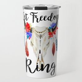 Let Freedom Ring, Fourth of July Shirt, 4th of July Shirt Women, 4th of July Shirt, 4th of July Travel Mug