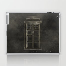 Doctor Who: Tardis Laptop & iPad Skin