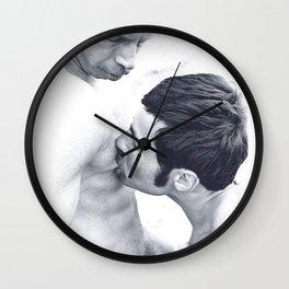 Kissy Wall Clock