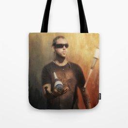 The Juggler Tote Bag