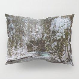 A Quiet Place - Pacific Northwest Nature Photography Pillow Sham