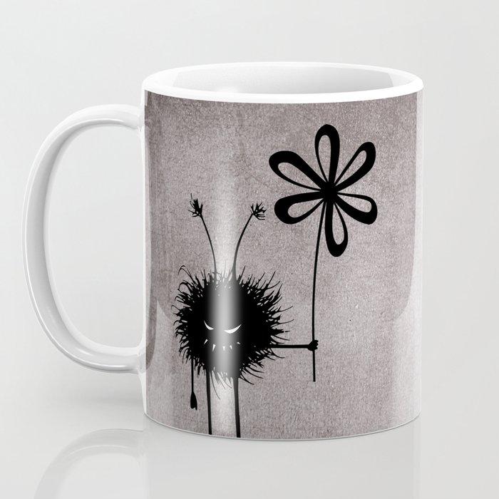 Evil Flower Bug Coffee Mug