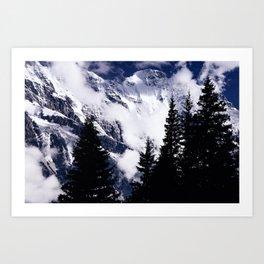 Alpine Classic Art Print
