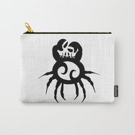 Crab of Cancer Zodiac Carry-All Pouch
