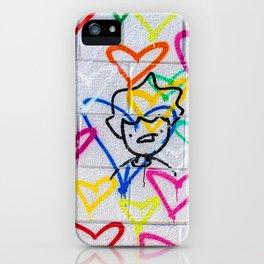 People Love iPhone Case