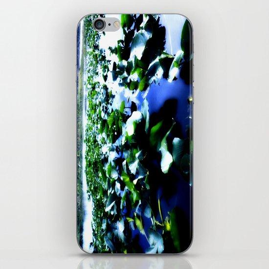 tropical botanica iPhone & iPod Skin