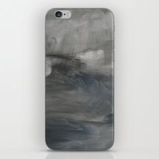 Storm at Sea iPhone & iPod Skin