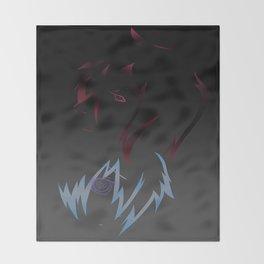 Ciel Phantomhive and Sebastian Michaelis Throw Blanket