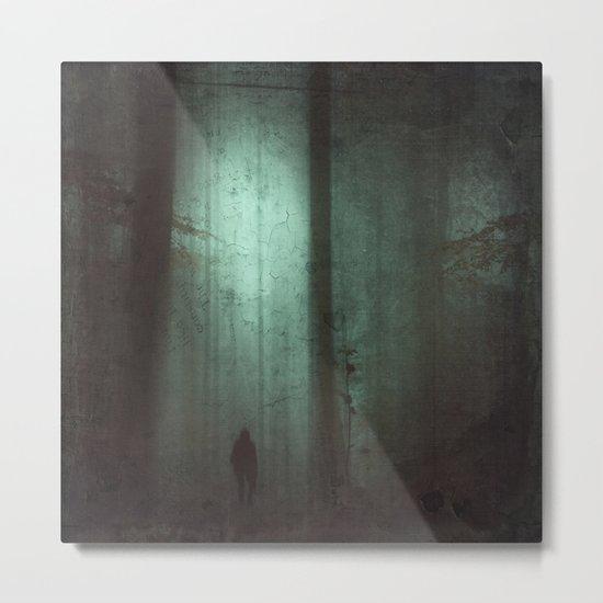 Schattenwelt Metal Print