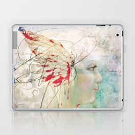 All My Tomorrows Begin Today Laptop & iPad Skin