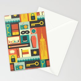 The Amazing Adventures of Kavalier and Clay Stationery Cards